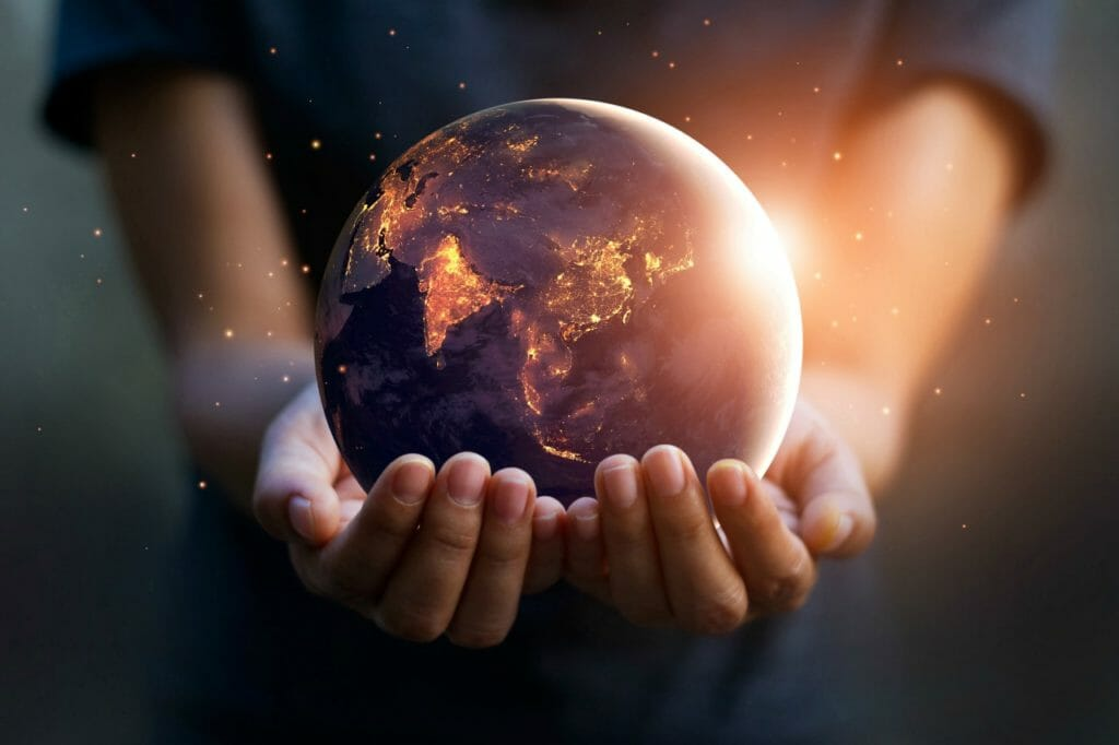 人類300万年の歴史は地球の歴史のおよそ1週間