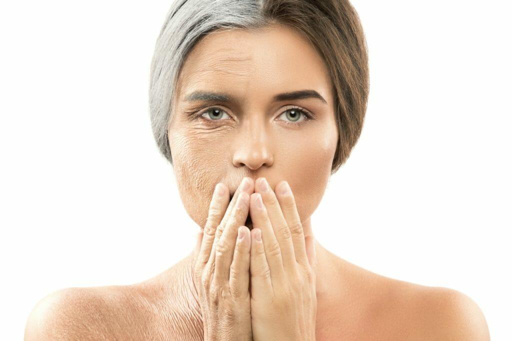 角質層に化粧品を使ってもアンチエイジングはできない