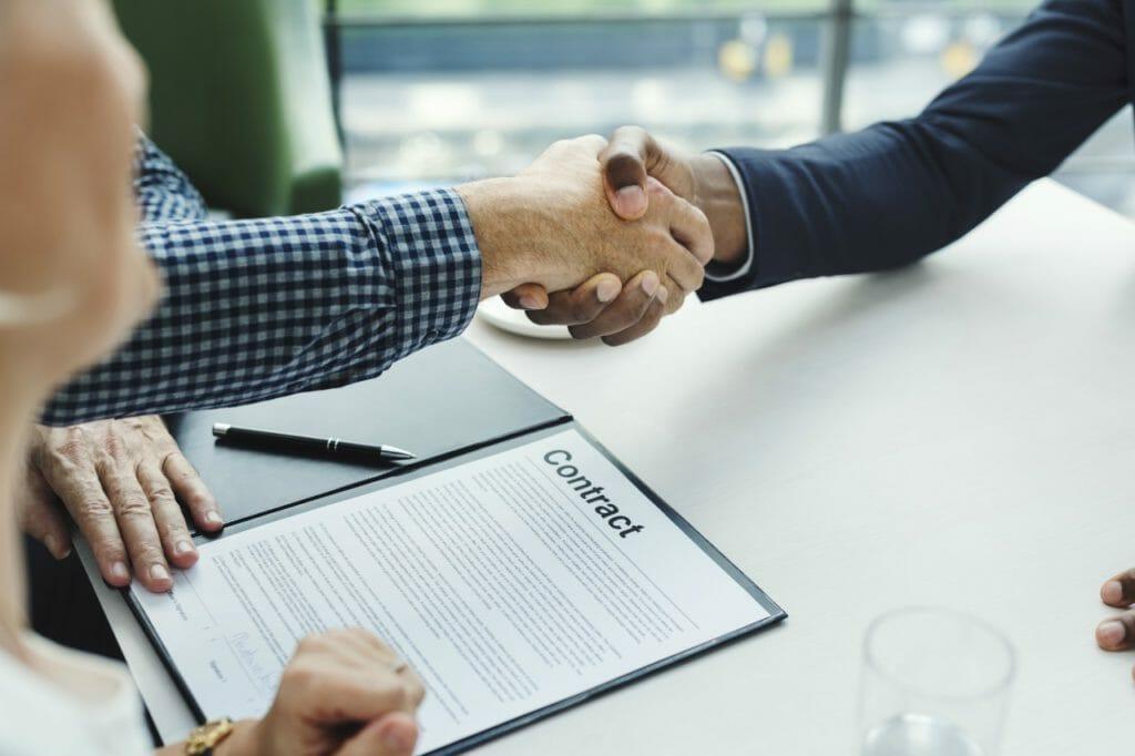 共同経営する前にしっかりと契約書を作ろう