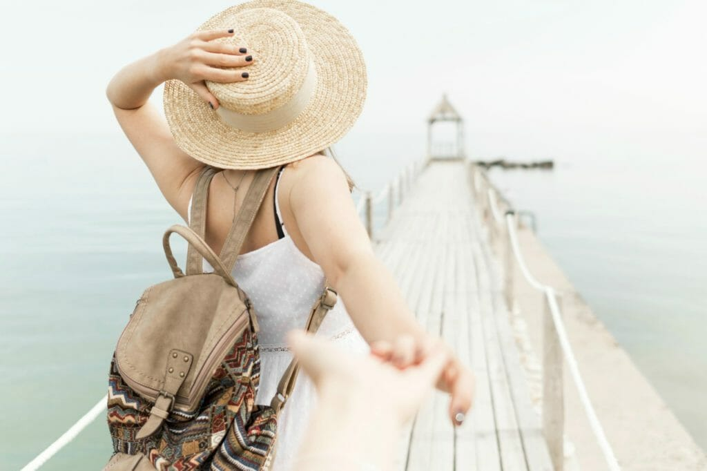 旅行や気晴らしをして新しいアイデアを創造する