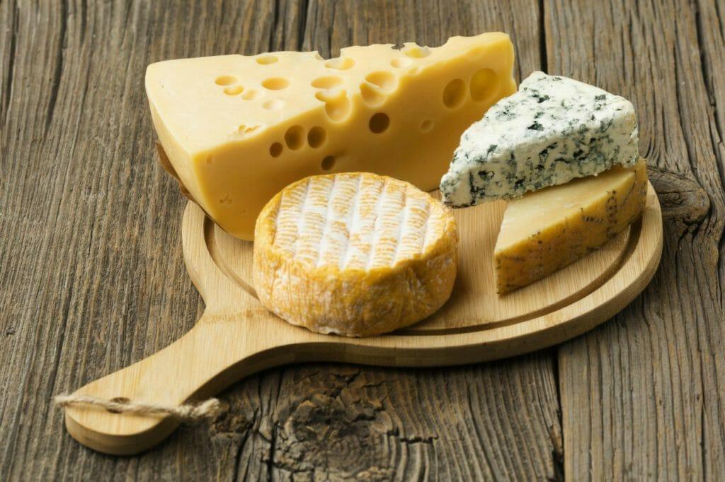 健康食品としてのチーズの選び方