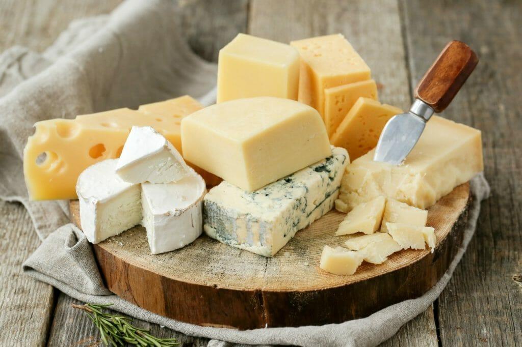 発酵食品の代表「ナチュラルチーズ」