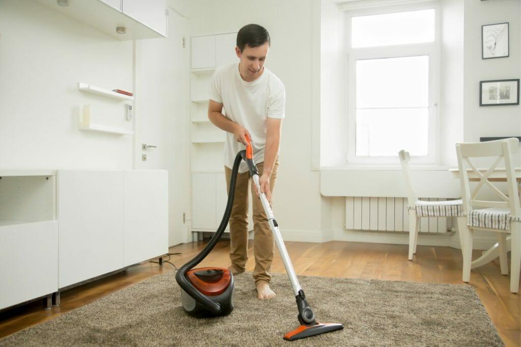「掃除機をかけるときに、障害物がない」ような部屋作りが理想