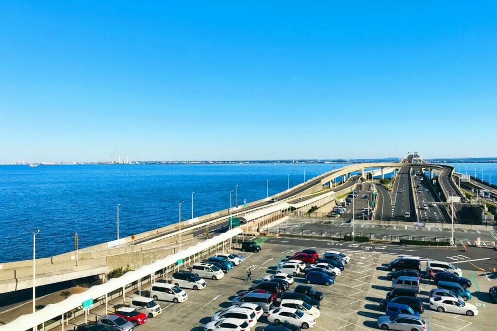 【関東】週末ドライブコース「海ほたる」は東京から日帰り可!
