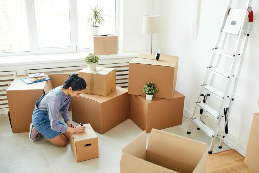 同じ地域内であれば、地元密着型の引っ越し業者を探そう