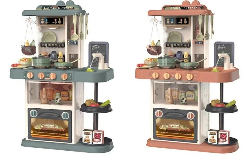 世界で人気のおままごとキッチンセットはコレ!飽きなく楽しめる本格キッチン!